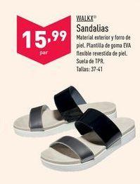 Oferta de Sandalias Walkx por 15,99€