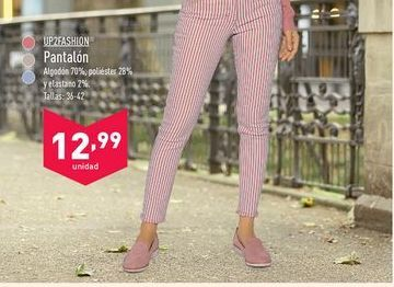 Oferta de Pantalón Up2fashion por 12,99€