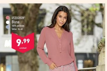 Oferta de Blusa Up2fashion por 9,99€