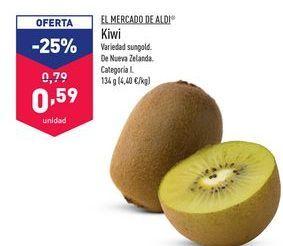 Oferta de Kiwi EL MERCADO DE ALDI por 0,59€