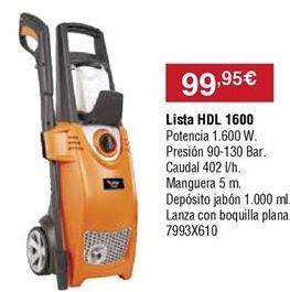 Oferta de Hidrolimpiadora por 99,95€
