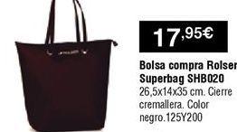 Oferta de Bolsas Rolser por 17,95€