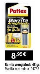 Oferta de Adhesivos Pattex por 8,95€