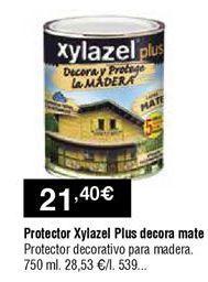 Oferta de Productos para la madera Xylazel por 21,4€