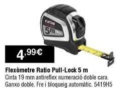 Oferta de Flexómetro por 4,99€