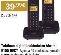 Oferta de Teléfono inalámbrico Alcatel por 39,99€