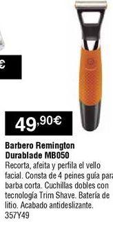 Oferta de Barbero por 49,9€