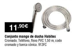 Oferta de Mango de ducha por 11,9€