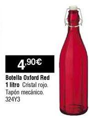 Oferta de Botella de agua por 4,9€