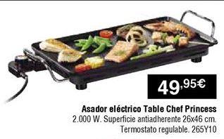 Oferta de Asador por 49,95€