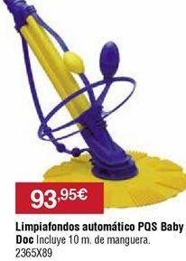 Oferta de Limpiafondos PQS por 93,95€