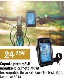 Oferta de Soporte de smartphone para coche por 24,95€