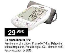 Oferta de Tensiómetro por 29,99€