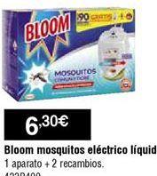 Oferta de Antimosquitos Bloom por 6,3€