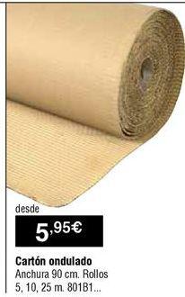 Oferta de Rollos de papel por 5,95€