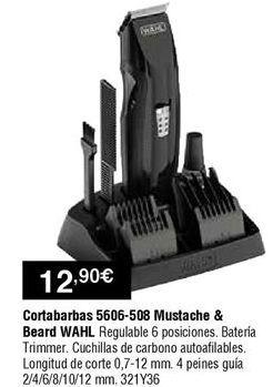 Oferta de Cortapelos por 12,9€