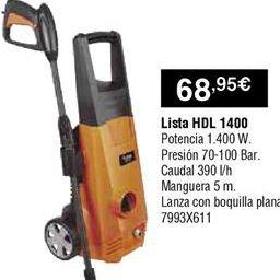 Oferta de Hidrolimpiadora por 68,95€
