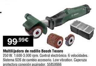 Oferta de Multilijadoras Bosch por 99,99€