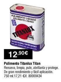 Oferta de Aditivos Titan por 12,9€