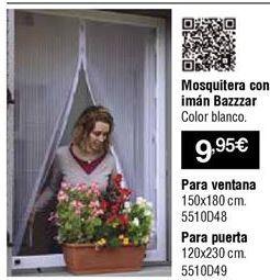 Oferta de Mosquiteras por 9,95€