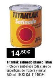 Oferta de Esmaltes Titan por 14,5€