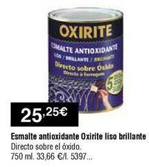 Oferta de Esmalte antioxidante Oxirite por 25,25€