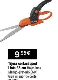 Oferta de Tijeras cortacésped por 9,95€