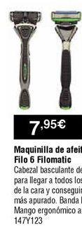 Oferta de Maquinilla por 7,95€