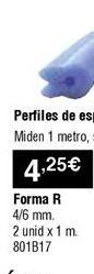 Oferta de Perfiles por 4,25€