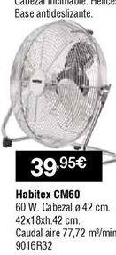 Oferta de Circulador de aire Habitex por 39,95€