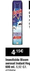 Oferta de Insecticida Bloom por 4,15€