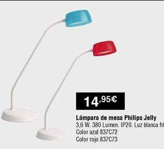 Oferta de Lámpara de mesa por 14,95€