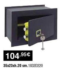 Oferta de Caja fuerte por 104,95€