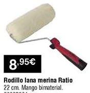 Oferta de Rodillo por 8,95€