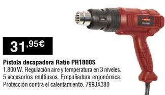 Oferta de Decapador Ratio por 31,95€