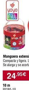 Oferta de Manguera por 24,95€
