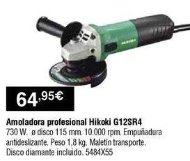 Oferta de Amoladora por 64,95€