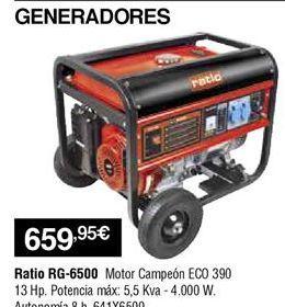 Oferta de Generador Ratio por 659,95€