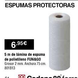 Oferta de Aislantes por 6,95€