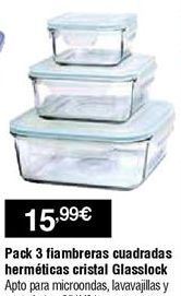 Oferta de Fiambrera por 15,99€