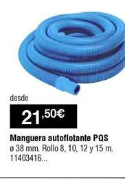 Oferta de Manguera por 21,5€