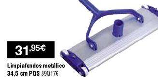 Oferta de Limpiafondos PQS por 31,95€