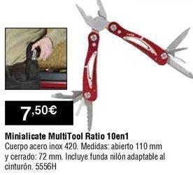 Oferta de Alicates Ratio por 7,5€