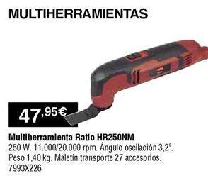Oferta de Multiherramienta Ratio por 47,95€