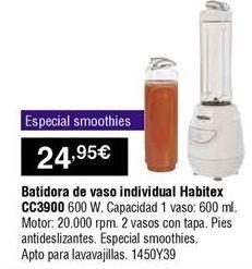 Oferta de Batidora de vaso por 24,95€