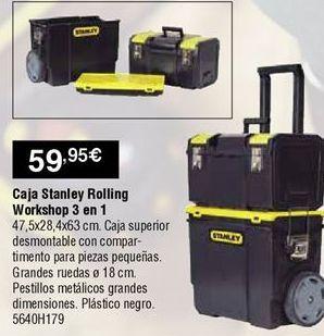 Oferta de Caja de herramientas Stanley por 59,95€