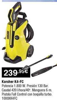Oferta de Hidrolimpiadora por 239,95€
