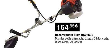 Oferta de Desbrozadora por 164,95€