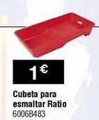 Oferta de Cubeta para pintura por 1€