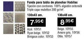 Oferta de Fundas por 7,95€
